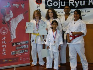 Karate Tourn Turangi 2