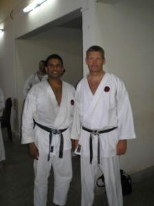 Raj and Henrik